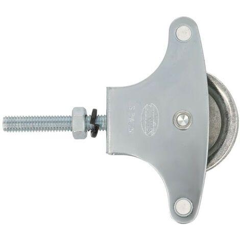 Blist-2 polea tendedero c/tuerca n3 metal