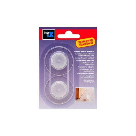 Blist-2 tope puerta adhesivo transparente 2093
