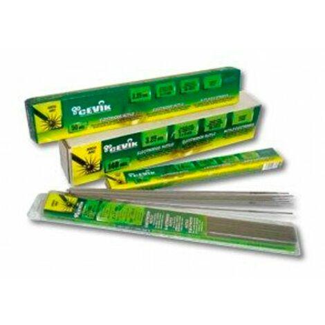 Blister de 10 electrodos especiales para Acero Inox.