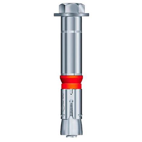 Blister de 5 chevilles métalliques à expansion charges lourdes GC D. 15 x M10 x Lt. 110 mm - CGC15151BL - Alsafix