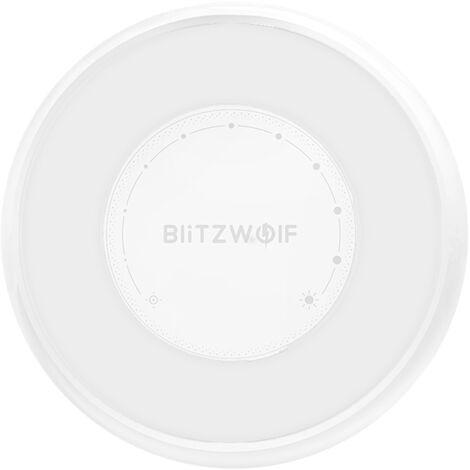 BlitzWolf® BW-LT22 Capteur radar LED Veilleuse Pile sèche Manipulation de gradation tactile pour la maison