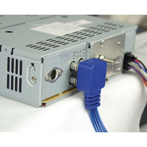 Bloc 2 RCA2 cables - FemelleFemelle - 60cm Caliber