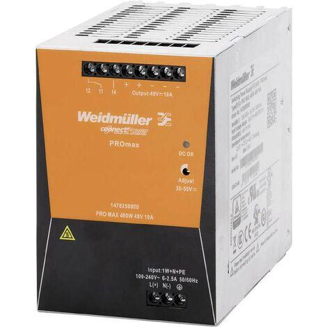 Bloc d'alimentation à découpage PROmax 1 phase W235461