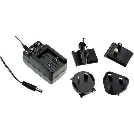 Bloc d'alimentation à tension fixe Mean Well GE24I24-P1J GE24I24-P1J 24 V/DC 1000 mA 24 W 1 pc(s) A015911