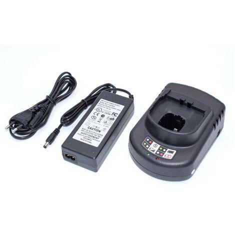 Bloc d'alimentation Chargeur Câble vhbw 220V pour Ryobi BCL14181H comme Ryobi Paslode BD-122, BD-123, BD-125, BD-126, BD-127, BFL-127, BID-122