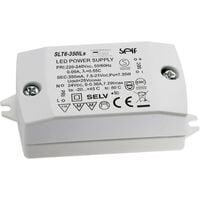 Bloc d'alimentation LED SLT6-350ILS X130561