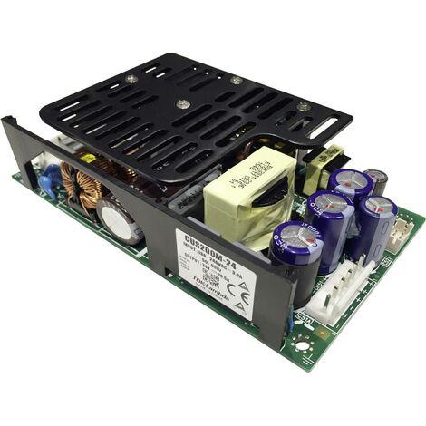 Bloc d'alimentation médical refroidi par convection CUS-200M-24, avec une très faible hauteur, convient même pour les applications industrielles S722451