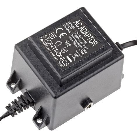 Bloc d'alimentation RS PRO, 24V ac, 3A, Maximum 230 V c.a. 2 sorties