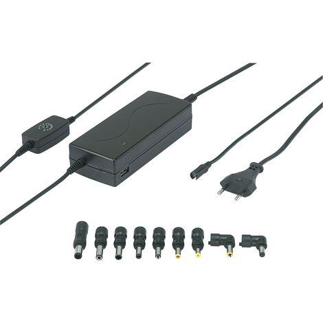 Bloc d'alimentation secteur universel NPN-125 USB pour ordinateur portable S91775