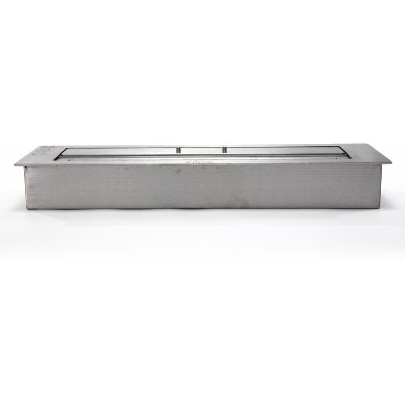 PURLINE F9660 Bloc de combustion largeur 60 cm 4,5 L pour chemin/ée /à bois ou /à encastrer