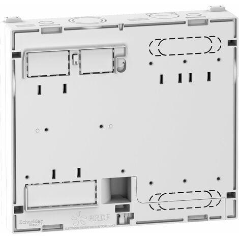 Bloc de commande Resi9 - 13m - Hauteur 45mm - Schneider Electric