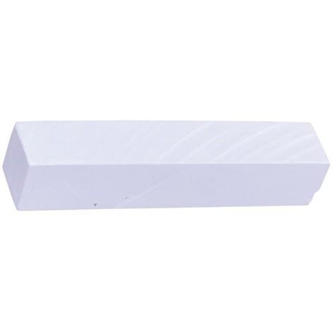 Bloc de craie 100 St. 491 blanc 30x30x100mm Lyra