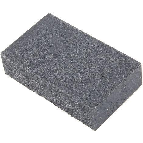 Bloc de ponçage, Oxyde d'aluminium, RS PRO, Fin, Grain 240, 80mm x 50mm x 20mm
