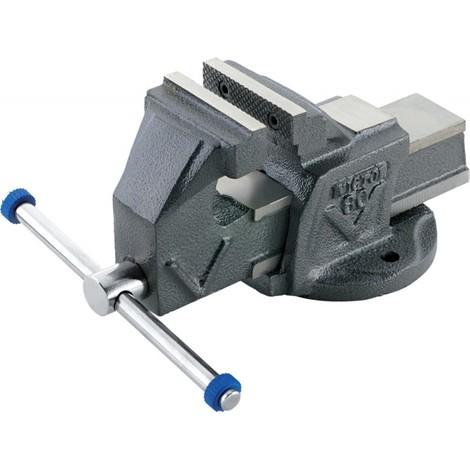 Bloc de serrage a vis tout acier 125mm TECO