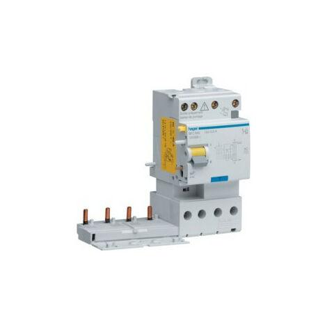 Bloc dif 2xsort.4P 63A 300mA AC (HAG BFC863)