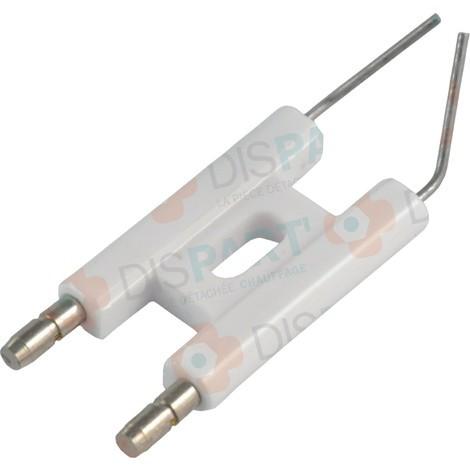 Bloc électrode tète FKS Réf. 300001424 DE DIETRICH