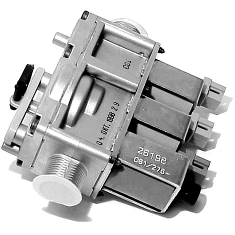 Bloc gaz propane/butane (23KW) EGLB/EGVB