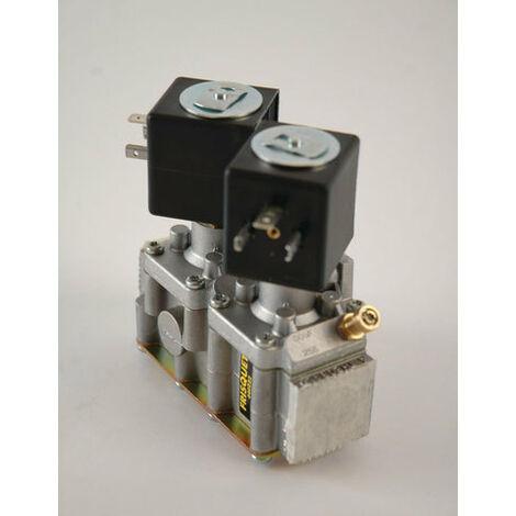 Bloc gaz TK25 ventouse, FRISQUET, Ref. F3AA40436