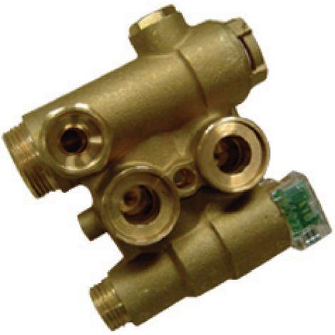 Bloc hydraulique droit 24/28 MCR...MI Réf. S62774