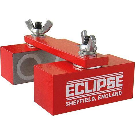 Bloc magnétique articulé 127x25x25mm Eclipse 1 PCS