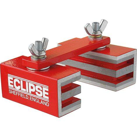 Bloc magnétique articulé 127x29x25mm Eclipse 1 PCS