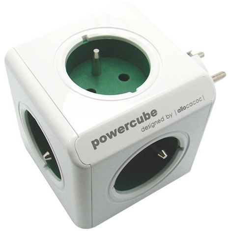 Bloc multiprise PowerCube Original 5 prises