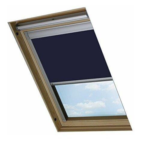 Bloc Skylight Store 104pour fenêtres de toit VELUX Blockout, bleu marine