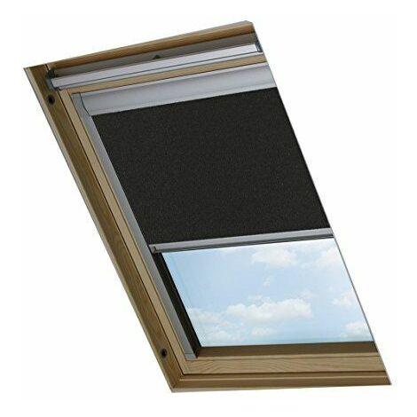 Bloc Skylight Store UK04pour fenêtres de toit VELUX Blockout, noir