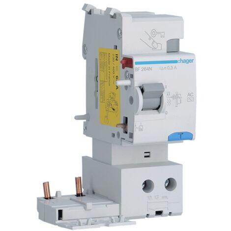 Blocage de différentiel, Hager 2P 63A 300MA AC 2 modules BF264N
