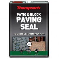 Block & Patio Seal Thompsons Satin Finish 5L