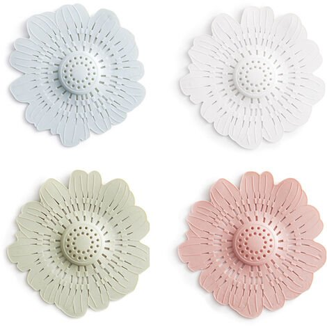 """main image of """"Blocking, floor drain, flower drain, 4-piece funnel in any color"""""""