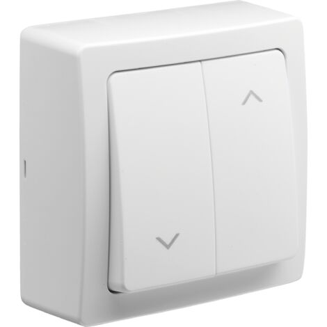 Blok - inter volet roulant blanc - Debflex