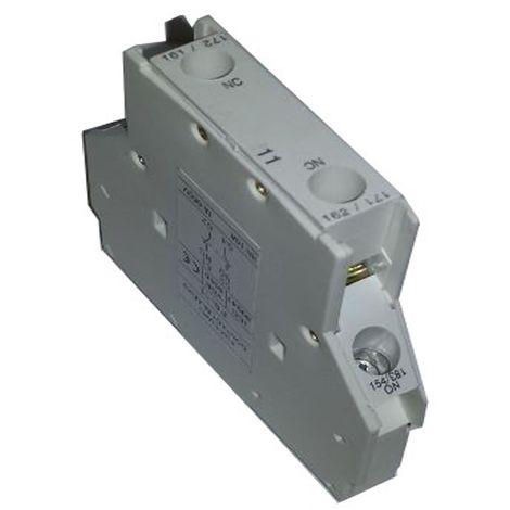 Bloque 2 contactos laterales NA NC para contactores