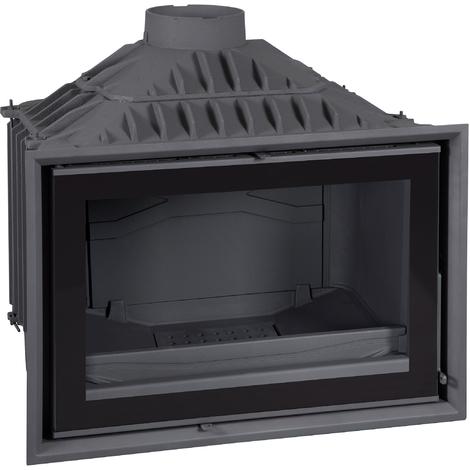 Bloque Estufa de Leña Insertable 10 kW TJ Serigrafiado