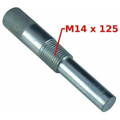 """main image of """"Bloque piston universel M14 x 100 tronçonneuse tondeuse moteur 2 temps 4 temps"""""""