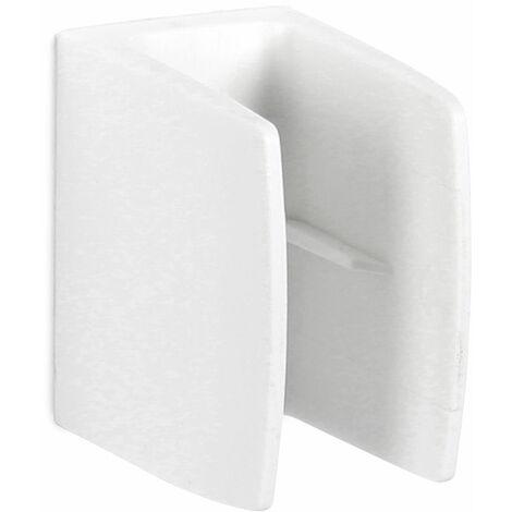 Bloqueur de manivelle tige ronde ou hexagonale Ø10/12mm fixation invisible