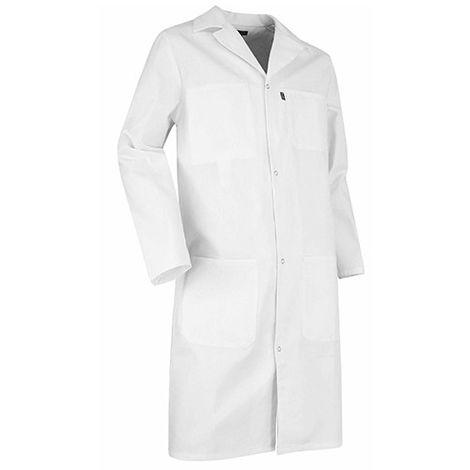"""main image of """"Blouse 100% coton blanc PALETTE LMA - plusieurs modèles disponibles"""""""