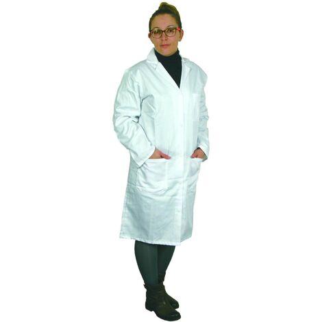 Blouse de laboratoire Femme Taille L (2)