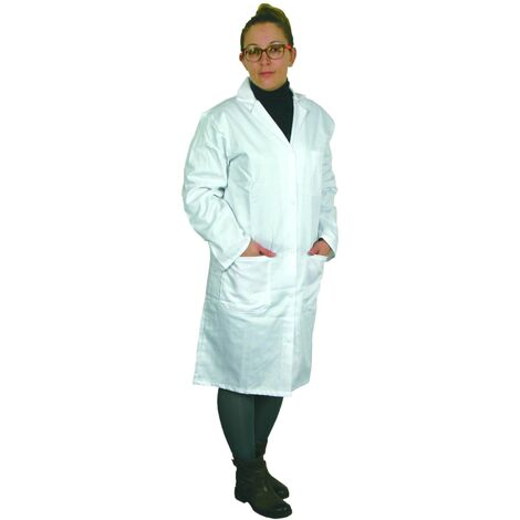 Blouse de laboratoire Femme Taille XL (3)