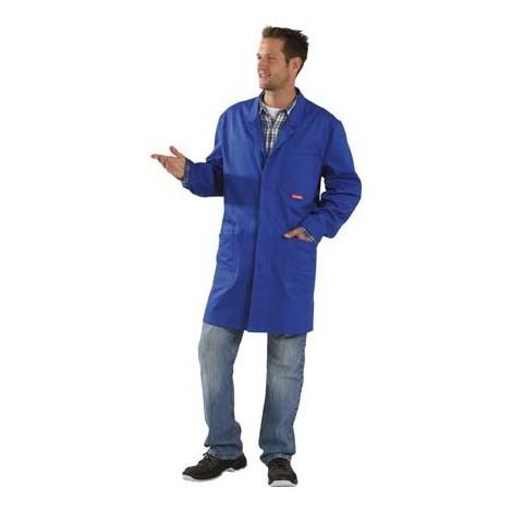 Blouse de travail , 100% BW,290g/m2,Taille 52, bleu