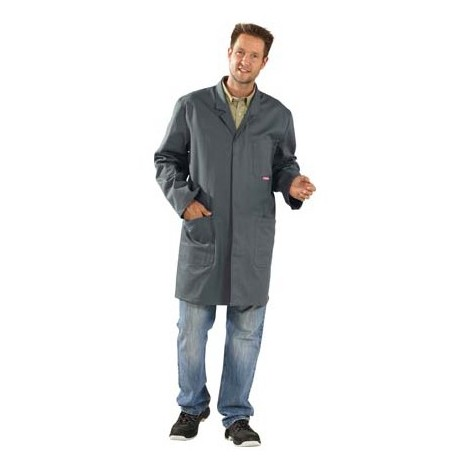 Blouse de travail , 100% BW,290g/m2,Taille 52, gris