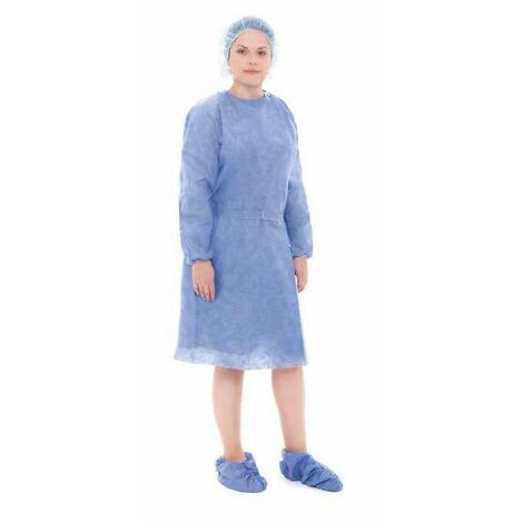 Blouse Stérile Bleu - Bleu