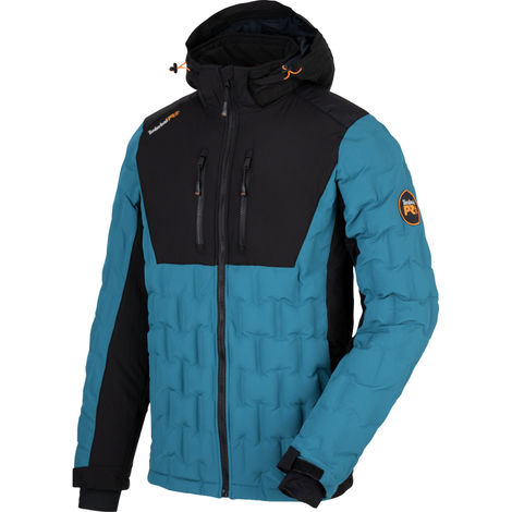Blouson de travail Endurance Shield Timberland Pro bleu