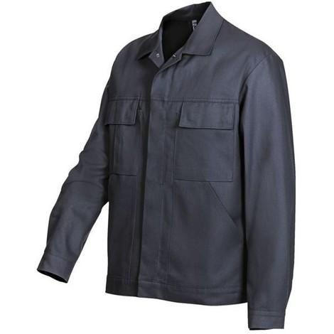 Blouson homme 100 % coton vert moyen taille 38-40