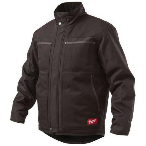 Blouson noir Milwaukee WGJCBL Taille L 4933459701 - Noir