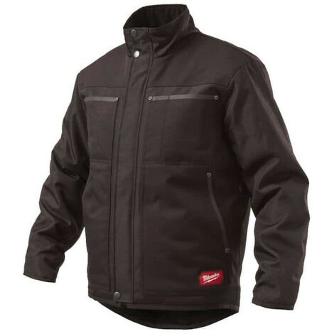 Blouson noir Milwaukee WGJCBL Taille XL 4933459702 - Noir