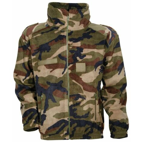 Blouson polaire CityGuard ARMY CAMO Camouflage Kaki M