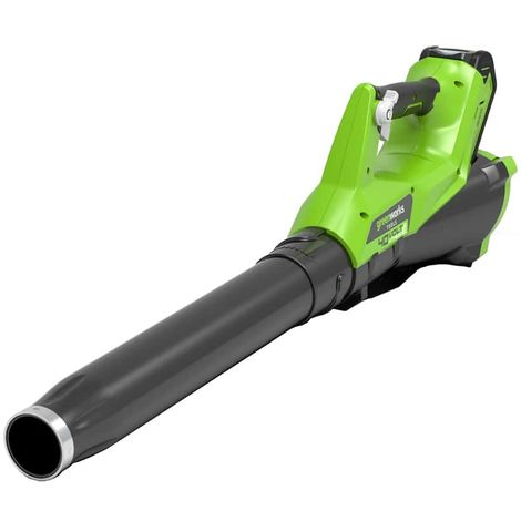 Blower GREENWORKS 40V - Without battery or charger - G40AB