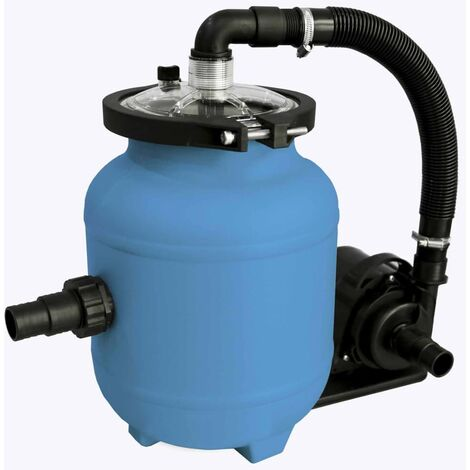 Blue Bay Filter Pump Speedclean 4 m³/h - Blue