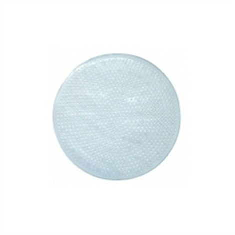Blue Canyon - Tapis de bain et de douche (53 cm) (Blanc)